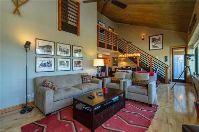 Kings Beach Condo/Townhouse For Sale: 9200 Brockway Springs Drive #71