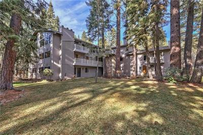 Zephyr Cove, Incline Village, Crystal Bay Condo/Townhouse For Sale: 1000 Lakeshore Boulevard #13