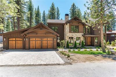 Zephyr Cove, Incline Village, Crystal Bay Single Family Home For Sale: 727 Martis Peak Dr