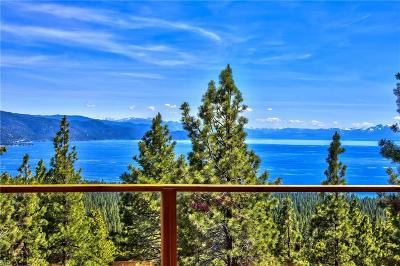 Incline Village NV Single Family Home For Sale: $6,775,000