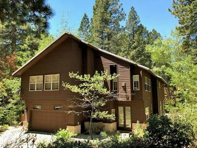 Incline Village NV Single Family Home For Sale: $1,998,000