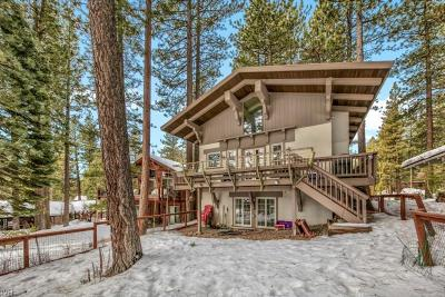 Incline Village NV Single Family Home For Sale: $869,000