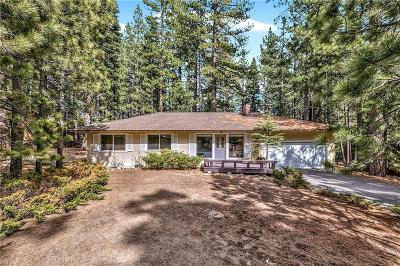 Incline Village NV Single Family Home For Sale: $839,000