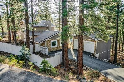 Incline Village Single Family Home For Sale: 645 Woodridge Circle