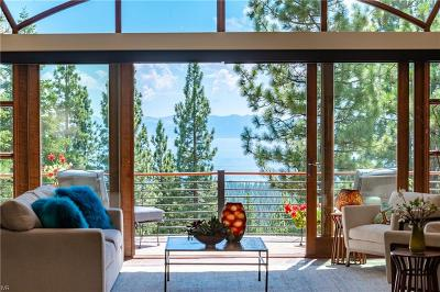 Incline Village NV Single Family Home For Sale: $7,495,000
