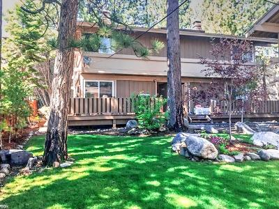 Incline Village NV Condo/Townhouse For Sale: $289,000