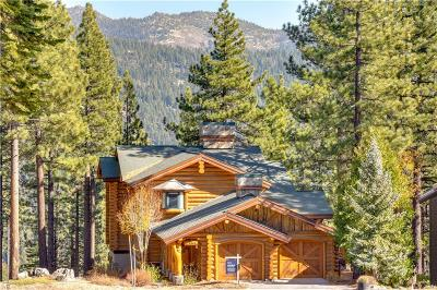Incline Village NV Single Family Home For Sale: $3,695,000