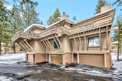 Incline Village NV Condo/Townhouse For Sale: $620,000