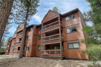 Incline Village Condo/Townhouse For Sale: 929 Southwood Boulevard #17
