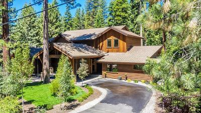 Incline Village Single Family Home For Sale: 115 Tramway Road