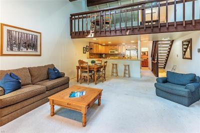 Incline Village NV Condo/Townhouse For Sale: $560,000