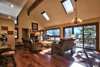 Incline Village NV Single Family Home For Sale: $1,450,000