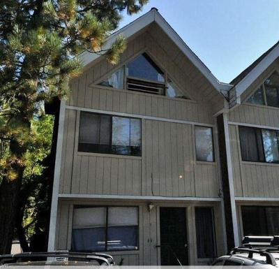 Incline Village Condo/Townhouse For Sale: 989 Tahoe Boulevard #1