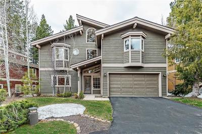 Incline Village Single Family Home For Sale: 275 Deer Court