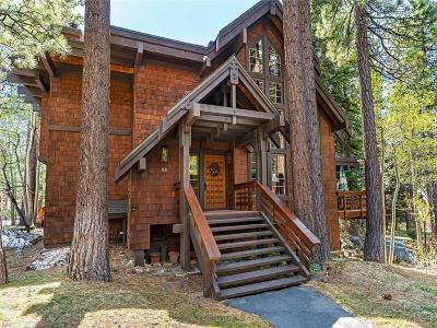 Incline Village NV Condo/Townhouse For Sale: $1,439,000