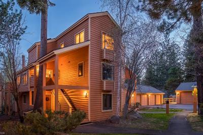 Incline Village NV Condo/Townhouse For Sale: $748,000