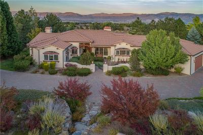 Reno Single Family Home For Sale: 14210 Powder River Court
