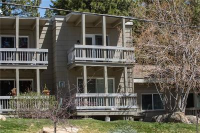 Incline Village NV Condo/Townhouse For Sale: $419,000