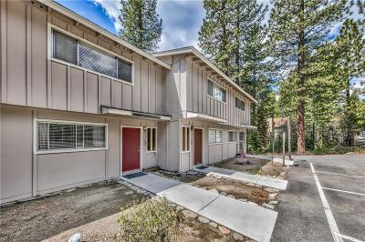 Incline Village NV Condo/Townhouse For Sale: $400,000