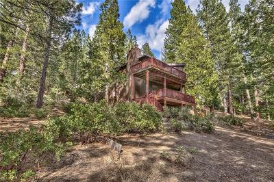 Incline Village Single Family Home For Sale: 521 Sugarpine Drive