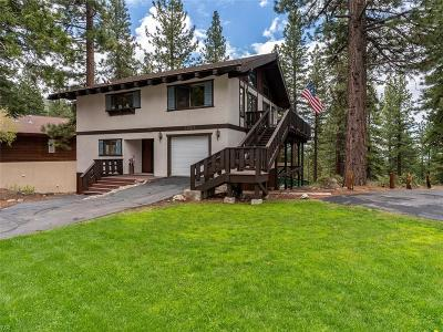 Incline Village Single Family Home For Sale: 1094 Lucerne Way
