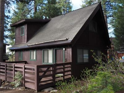 Incline Village NV Single Family Home For Sale: $489,000
