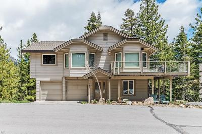 Incline Village Single Family Home For Sale: 784 Ida Court