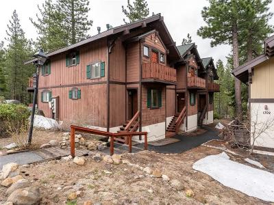 Incline Village NV Condo/Townhouse For Sale: $527,000