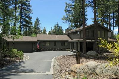 Incline Village NV Single Family Home For Sale: $1,948,000