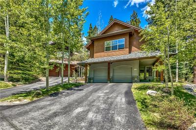 Incline Village Single Family Home For Sale: 856 Lake Country Drive