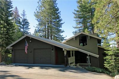 Incline Village Single Family Home For Sale: 971 Little Burro Court