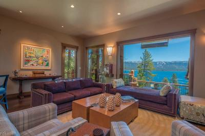 Crystal Bay NV Condo/Townhouse For Sale: $4,200,000