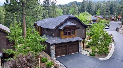 Incline Village Single Family Home For Sale: 771 Pinion Pine Way