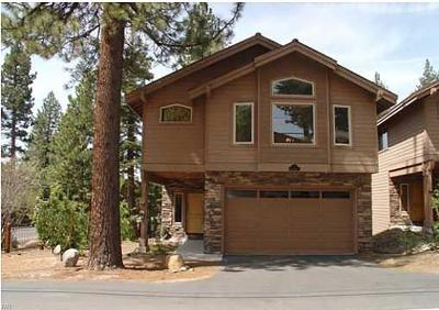 Incline Village NV Condo/Townhouse For Sale: $1,200,000