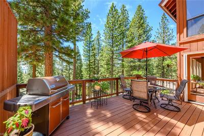 Incline Village Single Family Home For Sale: 571 Rockrose Court