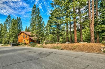 Incline Village Residential Lots & Land For Sale: 325 Woodridge