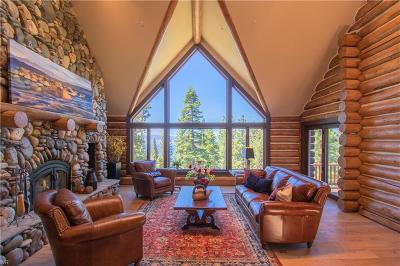 Incline Village NV Single Family Home For Sale: $3,650,000
