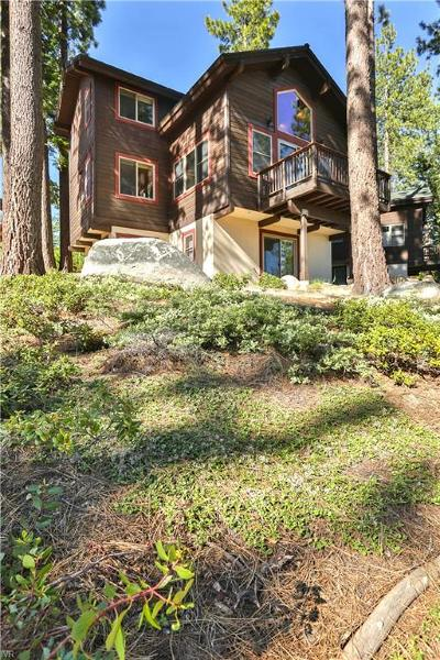 Incline Village NV Single Family Home For Sale: $1,425,000