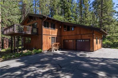 Incline Village NV Single Family Home For Sale: $845,000