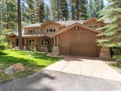 Incline Village Single Family Home For Sale: 831 Ophir Peak Road