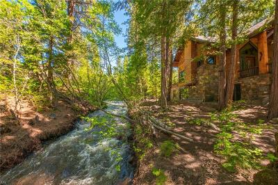 Incline Village Single Family Home For Sale: 980 Tee Court
