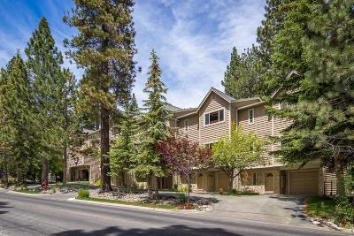 Incline Village NV Condo/Townhouse For Sale: $825,000