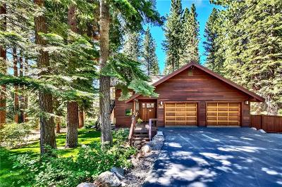 Incline Village Single Family Home For Sale: 567 Silvertip Drive