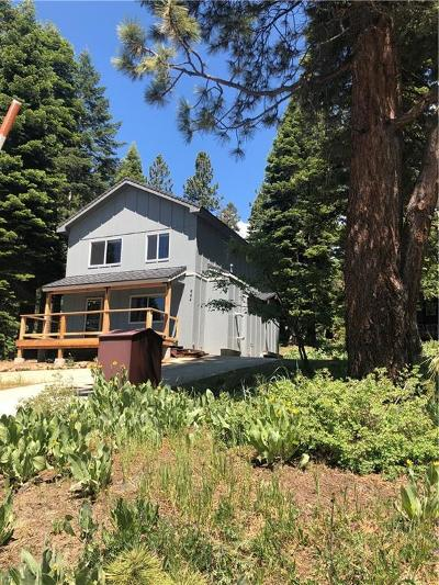Incline Village Single Family Home For Sale: 944 Garen