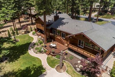 Incline Village Single Family Home For Sale: 825 Donna Drive