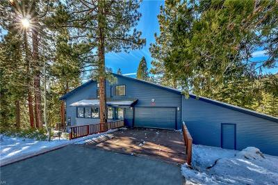 Incline Village Single Family Home For Sale: 525 Spencer Way