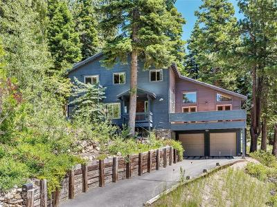 Incline Village, Crystal Bay Single Family Home For Sale: 570 Matchless Court