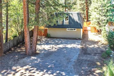 Incline Village Single Family Home For Sale: 933 Harold Dr