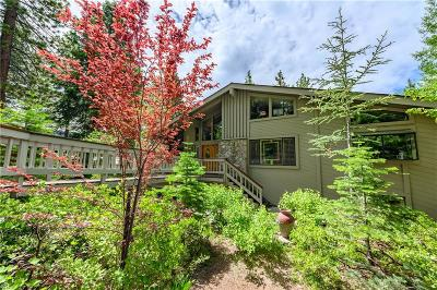 Incline Village NV Single Family Home For Sale: $2,395,000