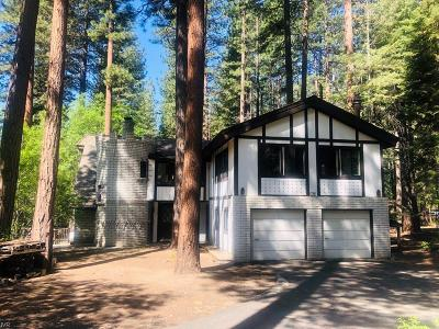 Incline Village NV Single Family Home For Sale: $1,100,000